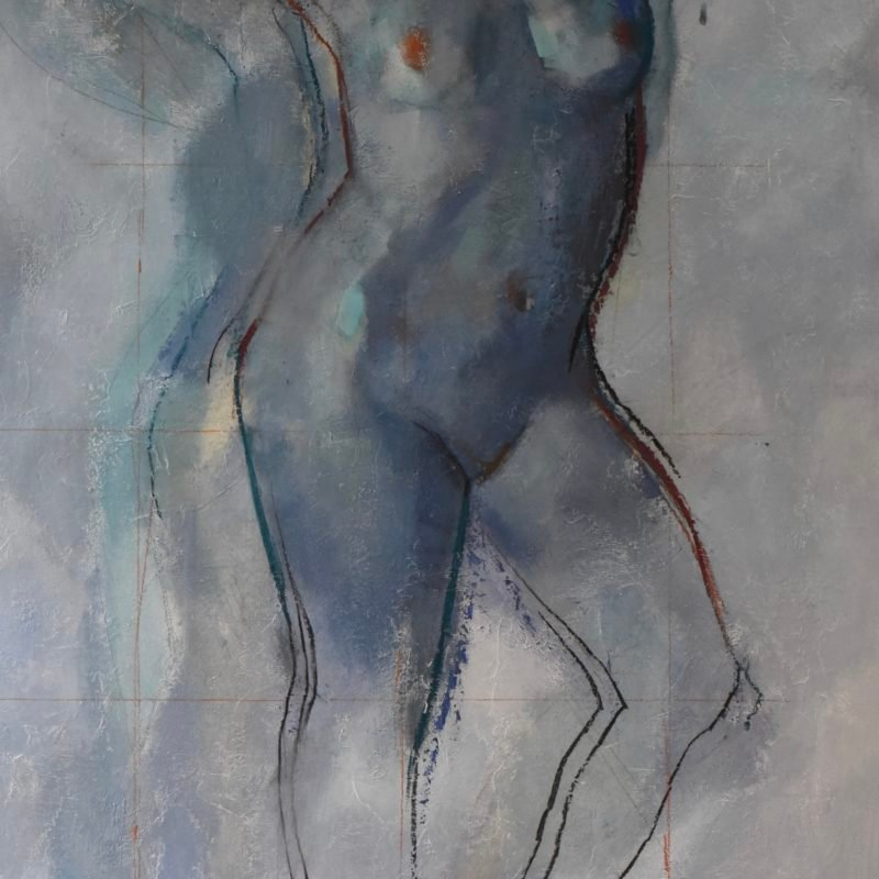 Neil Helyard Study for Nude