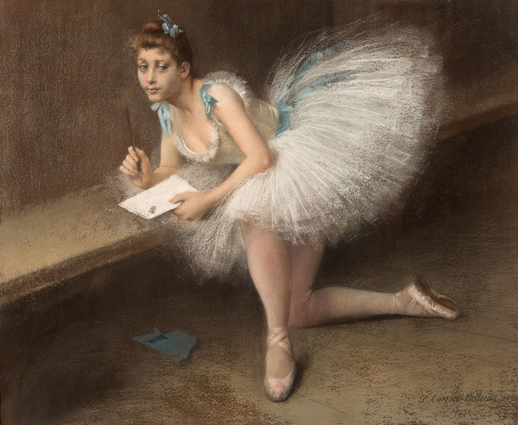 Carrier-Belleuse dancer