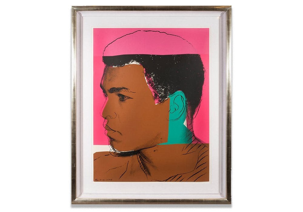 Andy Warhol for Sale