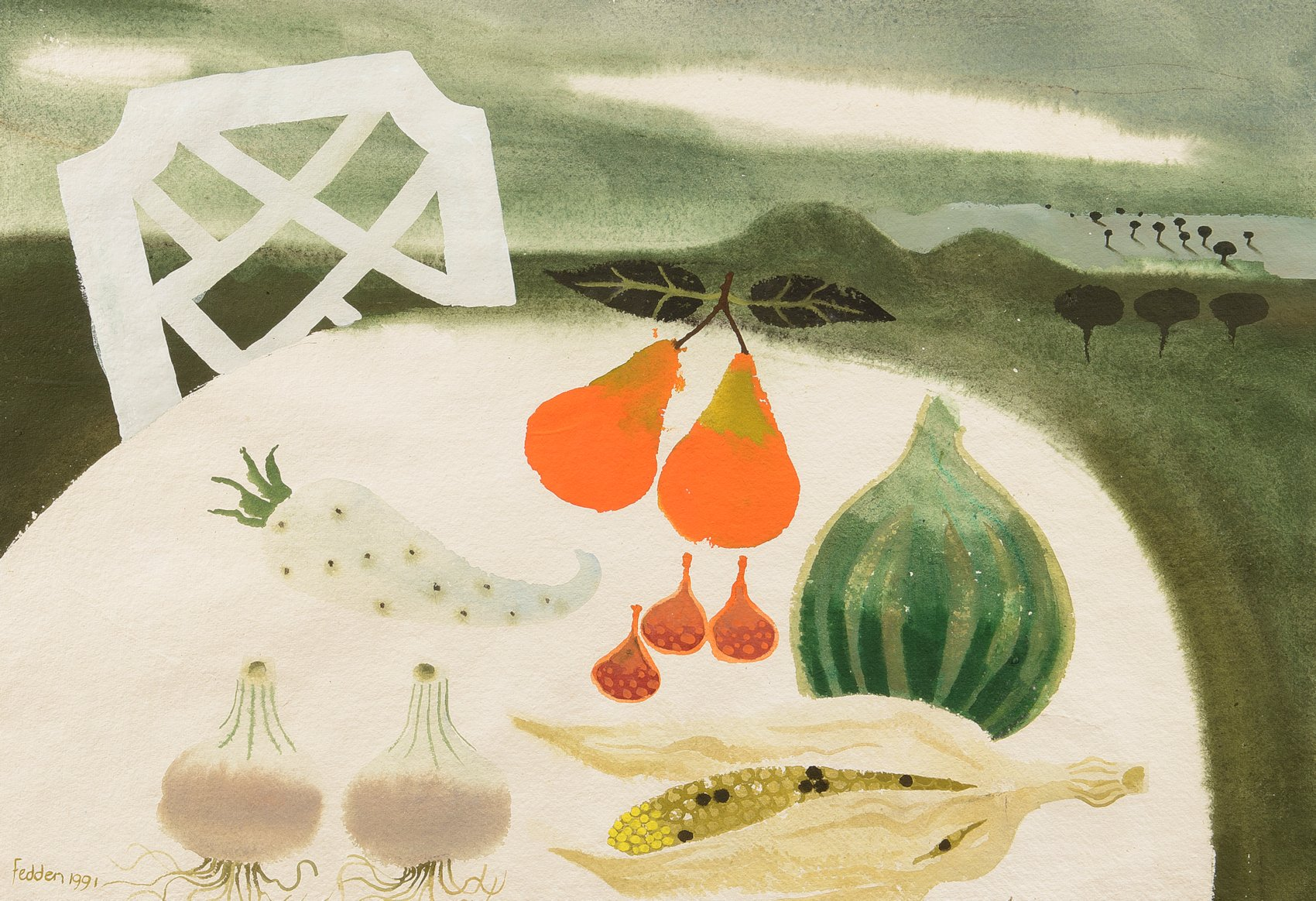 Mary Fedden Still Life