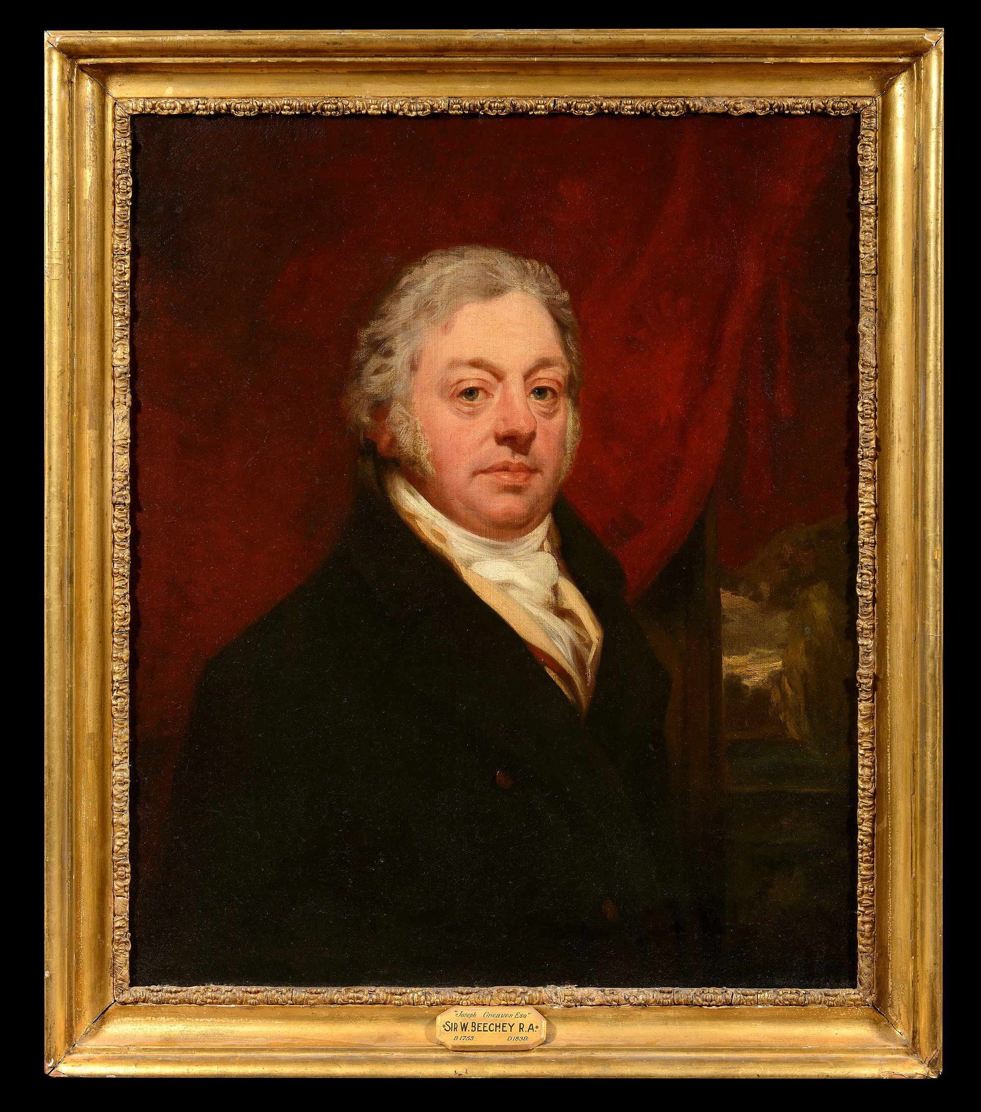 5065 -William-Beechey-Portrait-of-Joseph-Greaves