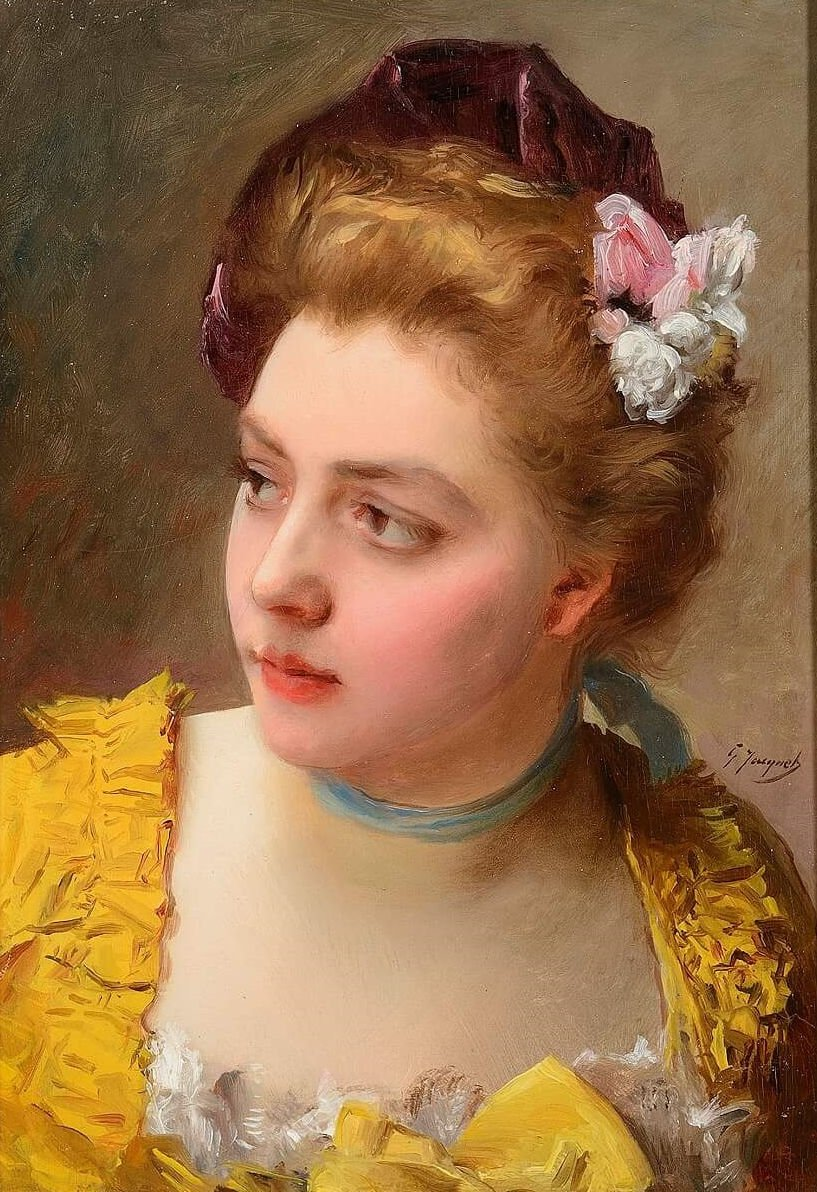 5637-gustave-Jacquet-the-french-coquette