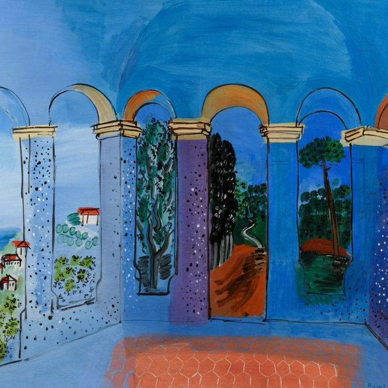 raoul-dufy-oil-on-canvas