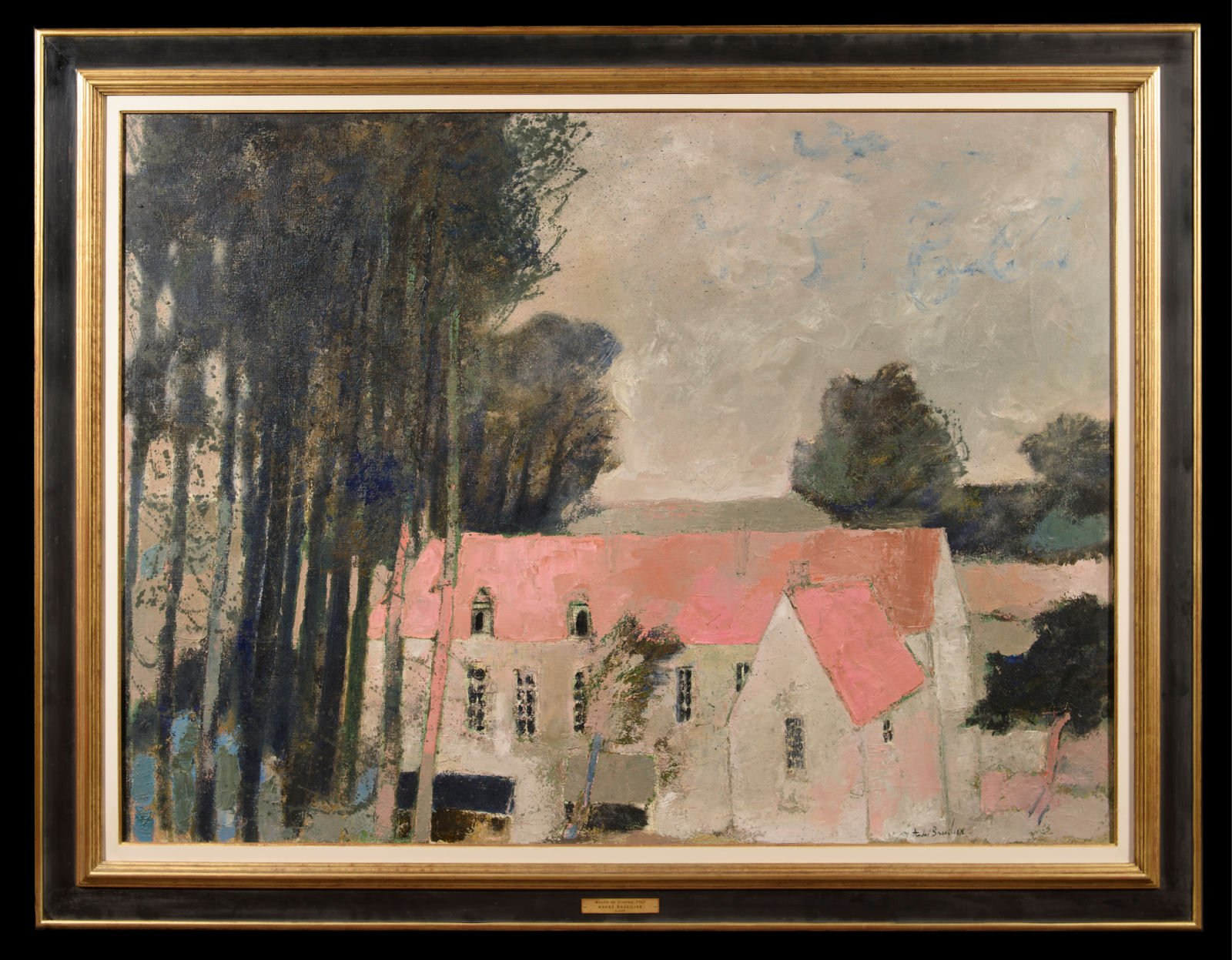 Art Gallery Cotswolds Trinity House Paintings - Brasilier