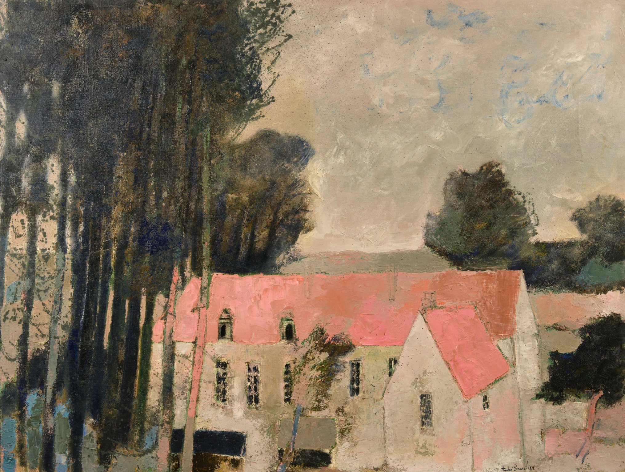 Art Gallery Cotswolds - Trinity house Paintings Brasilier