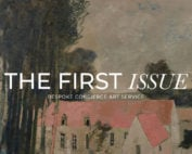Art Gallery Cotswolds Trinity House Paintings First Issue